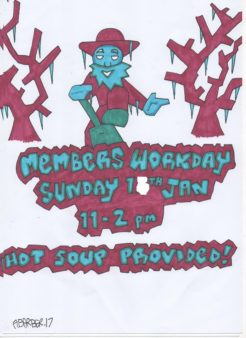 Members workday flyer